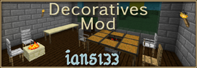 Decoratives Mod [1.2.5]
